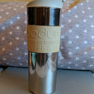 BODUM TRAVEL COFFEE TUMBLER